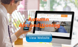 Autumn Airconditioning Website