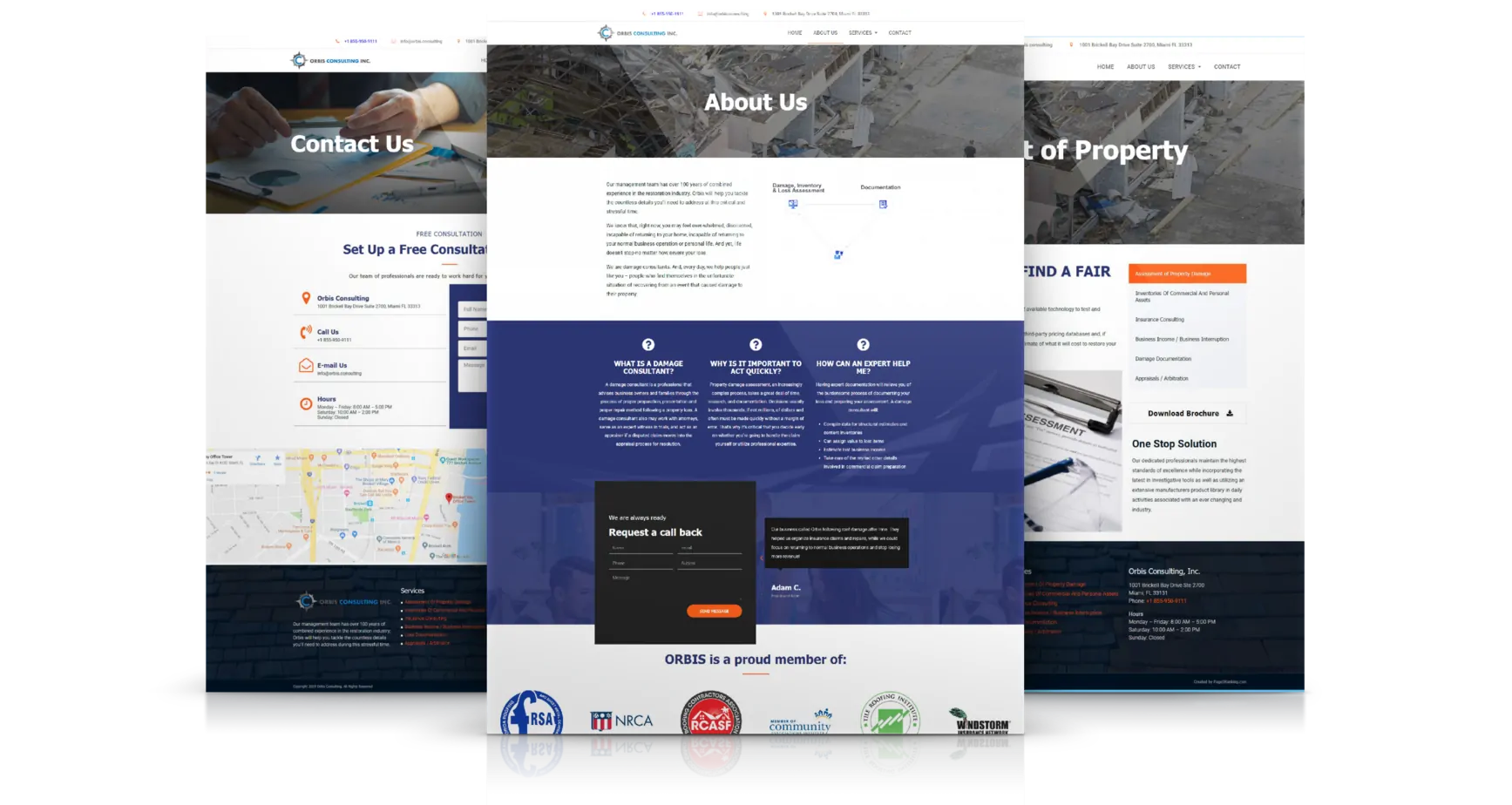 Consulting-Company-website