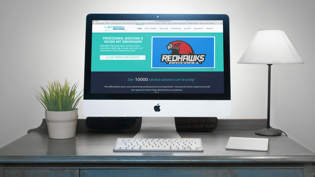 Website as the face of business