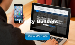 Trinity Builders Website