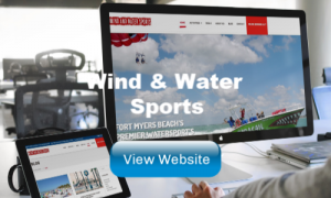 Winter and Water Sports Website