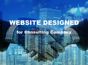 Consultants website