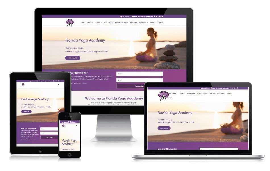 responsive-yoga-studio-website