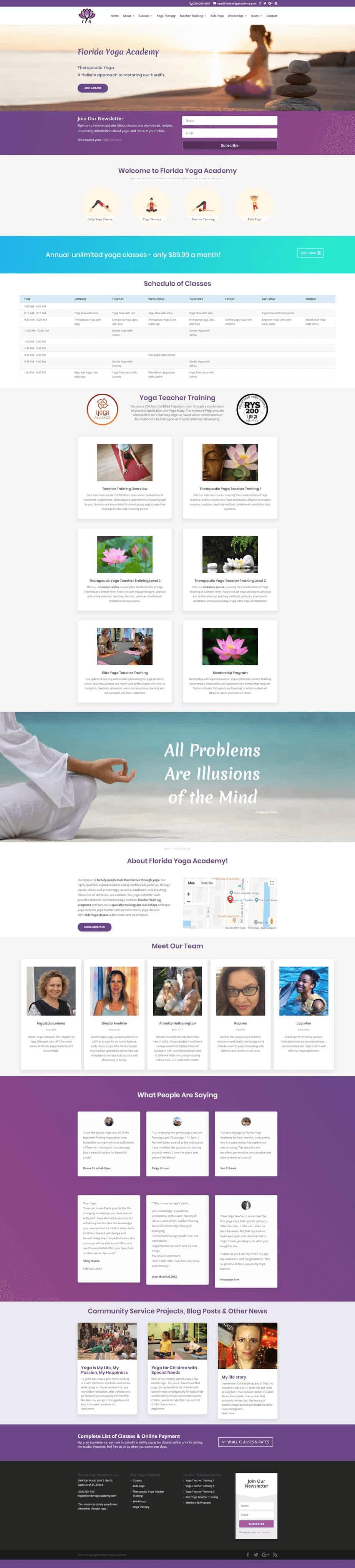 yoga-studio-home-page