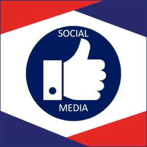 Social media set up and management for facebook, twitter, linkedin, pinterest and Instagram